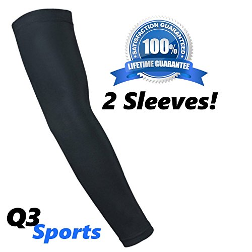 Q3 Sports Arm Sleeves SATISFACTION