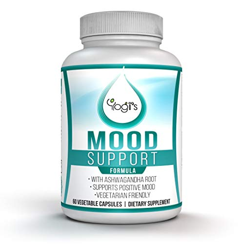 Yogis Supplement Stabilizer Ashgawanda Chamomille