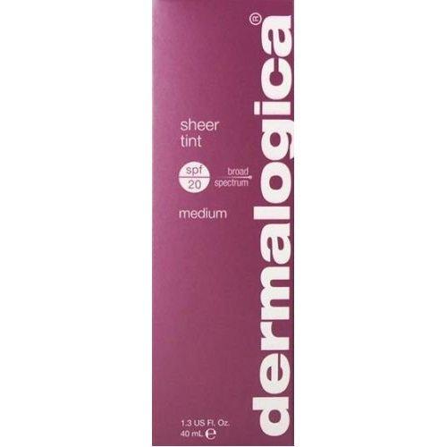 Dermalogica Sheer Tint Medium Spf 20 40ml(1.3oz) Fresh New (Sheer Dermalogica)