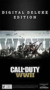 Call of Duty: WWII Digital Deluxe [Online Game Code]