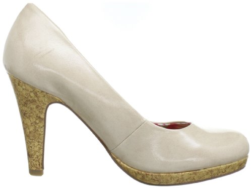 437 Tozzi donna 2 Truffle 20 Scarpe Braun Marco Marrone col Patent 2 tacco 22417 4xqCOw