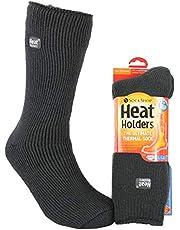 Original Warm Winter Thermal Socks - Charcoal Grey UK 12-14