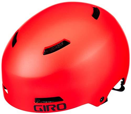 Giro Dime FS Dirt BMX kinderfietshelm rood 2020