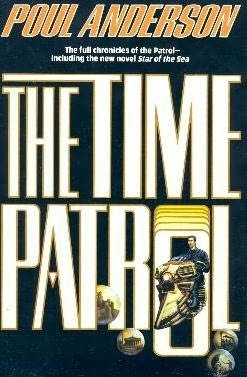 book cover of The Time Patrol