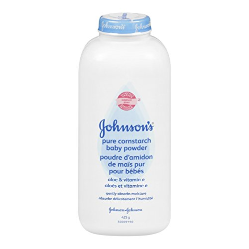 Johnsons Baby Powder Vitamin After