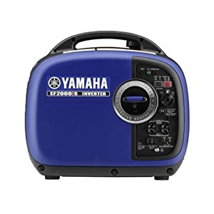 Yamaha 2000-watt 79cc OHV 4-Stroke Gas Powered Portable Inverter Generator