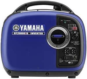 Yamaha EF2000iSv2, 1600 Running Watts/2000 Starting Watts, Gas Powered Portable Inverter,Blue