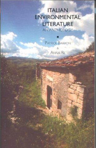 Italian Environmental Literature: An Anthology