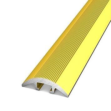 90cm, gold /Übergangsprofil Alu 32mm D.O.S