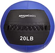 Amazon Basics Wall Ball, 20 lb, Black
