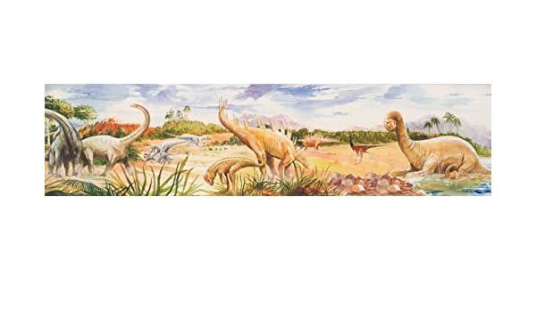 Dinosaur Wallpaper Border 075101 FP
