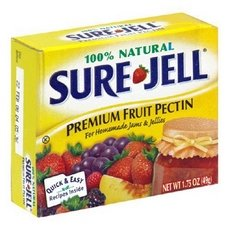Sure Jell Premium Fruit Pectin, 1.75 Oz (Pack of 24) by Sure Jell