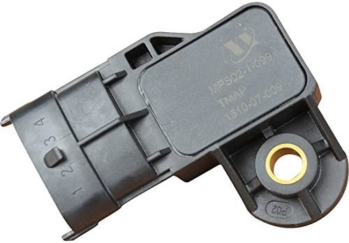 MOTORHOT fit for 09-18 Dodge Ram 1500 3 SS Push Bumper Bull Bar Grill Guard Skid Plate Black