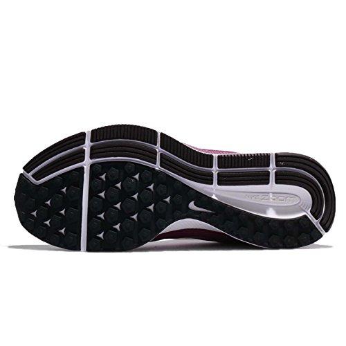 Scarpe tea Zoom black Wine Pegasus Wmns Nike 603 nero port Running 34 Pink Donna Berry Vino Air rosa deadly TRwXxZ