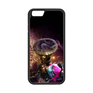 iPhone 6 4.7 Inch Cell Phone Case Black League of Legends Riot Girl Tristana SH3803913