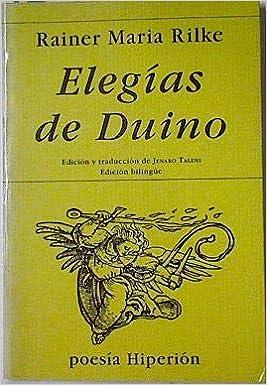Elegías De Duino: RAINER MARIA RILKE: 9788475176321: Amazon ...