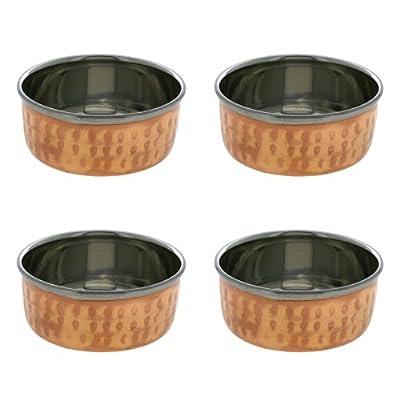Indian Serveware Katoris Set of 4 Serving Bowls