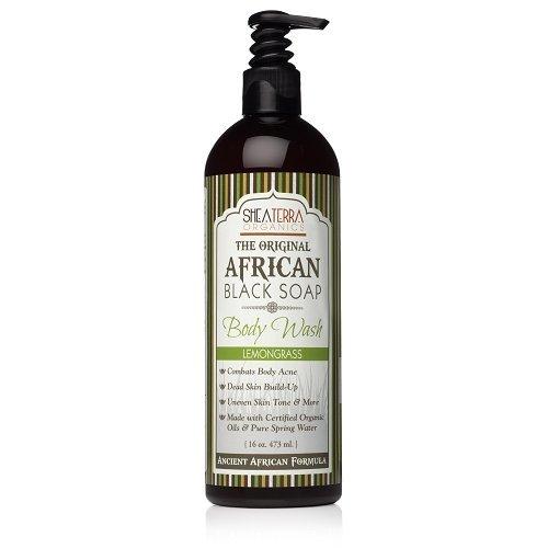Shea Terra Organics African Lemongrass product image
