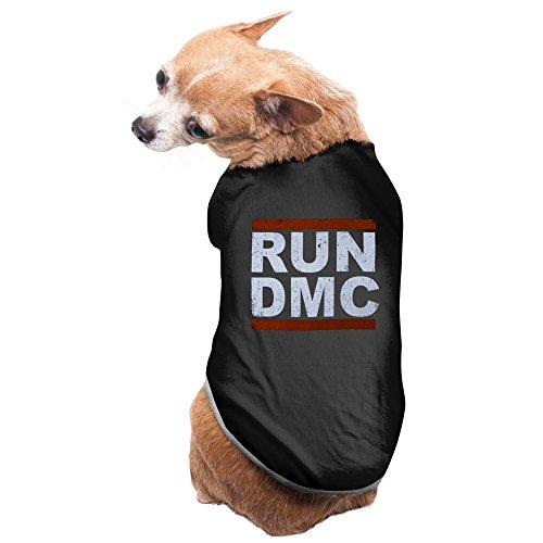 Run Dmc Costumes (Run DMC Logo Dog Costumes Cute Pet Clothes)