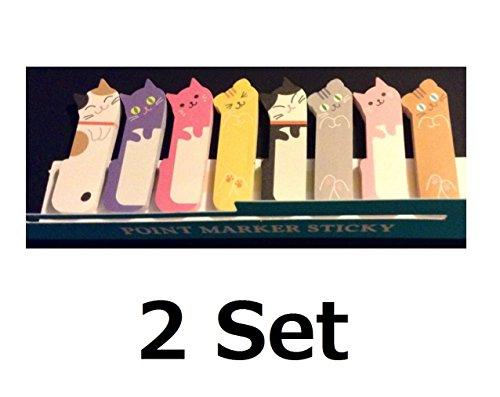 Sheets Kitten Animal Sticker Bookmark product image