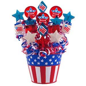 American Dream Lollipop Bouquet American Dream Lollipop