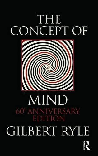 gilbert ryles the concept of mind essay Gilbert ryle, who died in 1976 ryle remembered and he left better and perhaps more lasting material in pages of the concept of mind and in earlier papers.