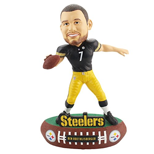 Forever Collectibles Ben Roethlisberger Pittsburgh Steelers Baller Special Edition Bobblehead NFL