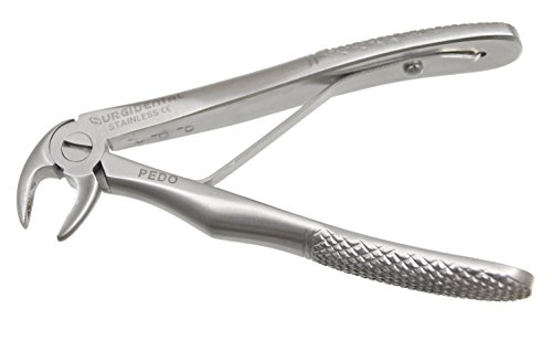Dental Extracting Forceps B Lower Roots Pedodontic, Premium