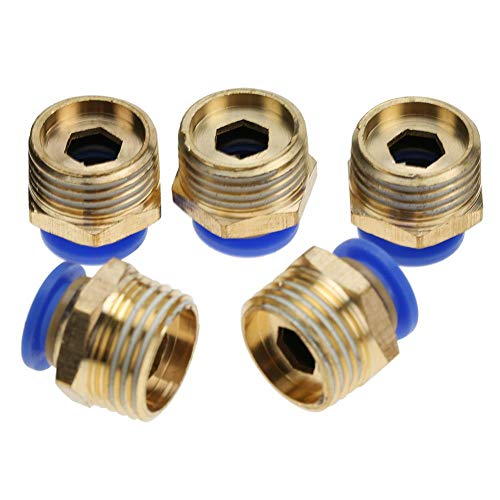 Bestselling Hydraulic Tube Quick connect to threaded Fittings