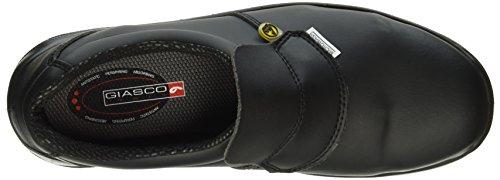Giasco Arendal S2 ESD SRC - mocasines de seguridad negro