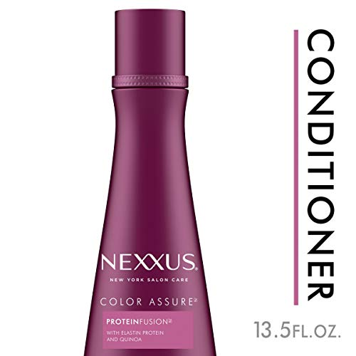 Nexxus Color Assure Conditioner, for Color Treated Hair, 13.5 oz, Packaging May Vary