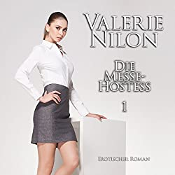 Die Messe-Hostess