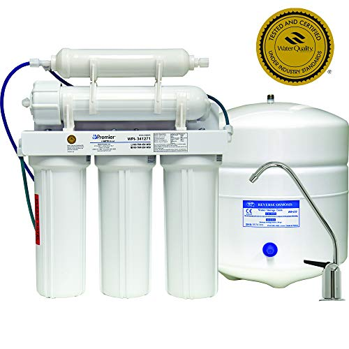 (Watts Premier WP500032, 5SV 5-Stage Reverse Osmosis System)