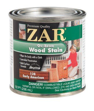 (ZAR 12806 Wood Stain, Early American)