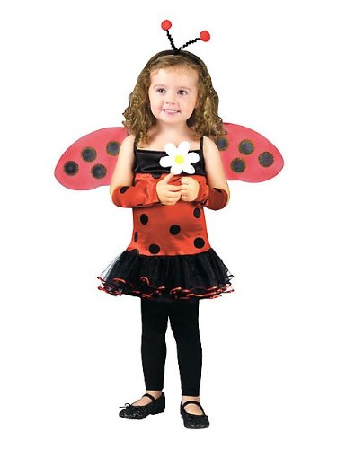 Lovely Lady Bug Toddler Costume