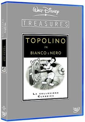 Walt Disney Treasures - Topolino In Bianco E Nero #01 2 Dvd ...