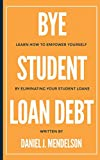 Today, 70% of college graduates exit school with student debt - these students carry over $1.4 trillion dollars in loans. The average 2017 graduate will leave school with over $37,000 in debt and an average payment of over $350 a month. BYE Student L...