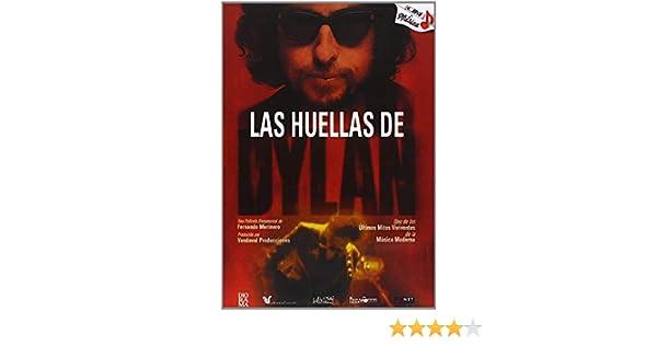 Las huellas de Dylan [DVD]: Amazon.es: Intervenciones: Joaquín Sabina, Luis Eduardo Aute, Leonor Watling, Christina Rosenvinge, Amaral, Loquillo, ...