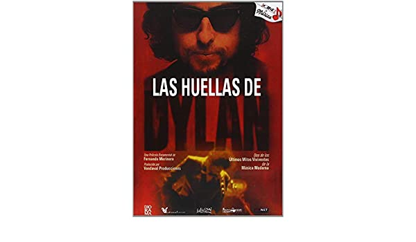 Amazon.com: Las Huellas De Dylan (Import Movie) (European Format - Zone 2) (2010) Intervenciones: Joaquín Sabina; Luis: Bob Dylan, Fernando Merinero.