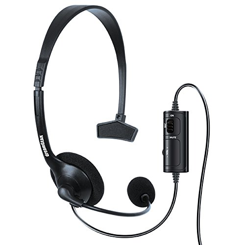 Auriculares Gamer : Dreamgear Broadcaster Wired Para Xbox O