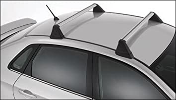 New Oem Subaru Impreza Wrx Sti Roof Rack Carrier Load Bars Amazon Co Uk Car Motorbike