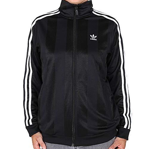 Beckenbauer Jacket Adidas Top M Black Track 7xwnnd