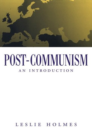Post-Communism: An Introduction
