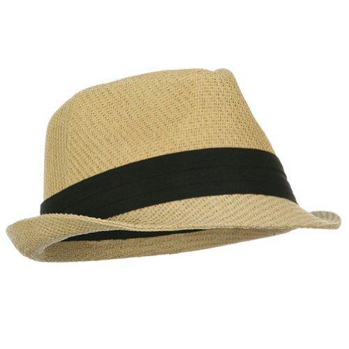 Fedora Cuban Tweed Hat