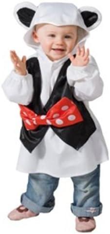 Rubies Konfetti Modelle 1 - Disfraz de ratón para bebé (talla 104 ...