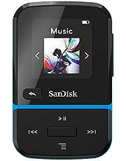 SanDisk Clip Sport Go 16GB MP3-speler Blauw