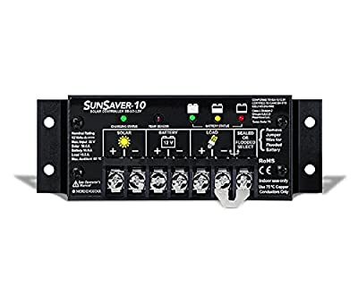 SunSaver 10 Charge Controller 12V 10A