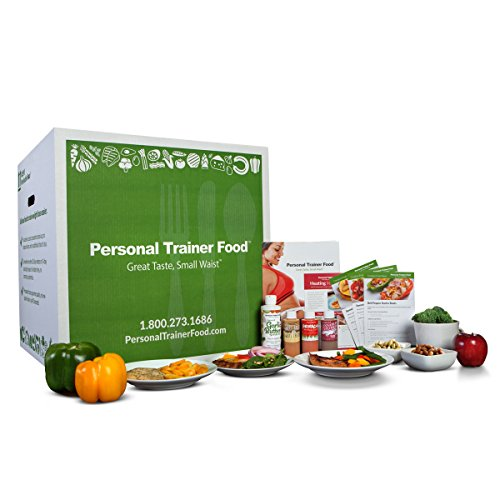 Personal Trainer FoodTM Weight Loss Meal Program: Breakfast, Lunch & Dinner