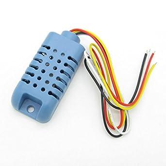 AMT1001 resistiva Humedad Sensor de temperatura para DIY: Amazon.es: Amazon.es