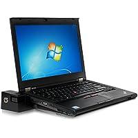 Lenovo Thinkpad T430 - Intel Core i5-3320M 2.6GHz, 4GB DDR3, 320GB HDD, Windows 7 Pro 64-Bit, Docking Station (1x Display Port, 1x DVI, 1x VGA) (Certified Refurbished)
